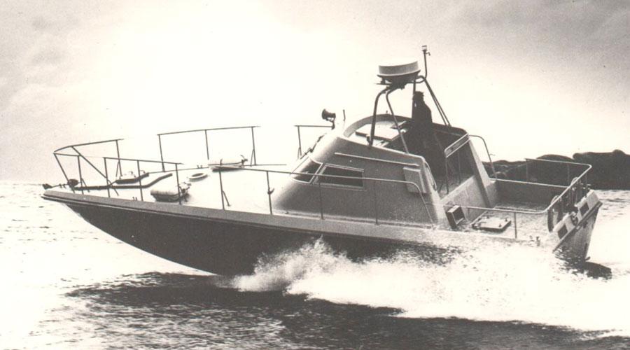 Smuggler 45 Patrol, Indiska Kustbevakningen