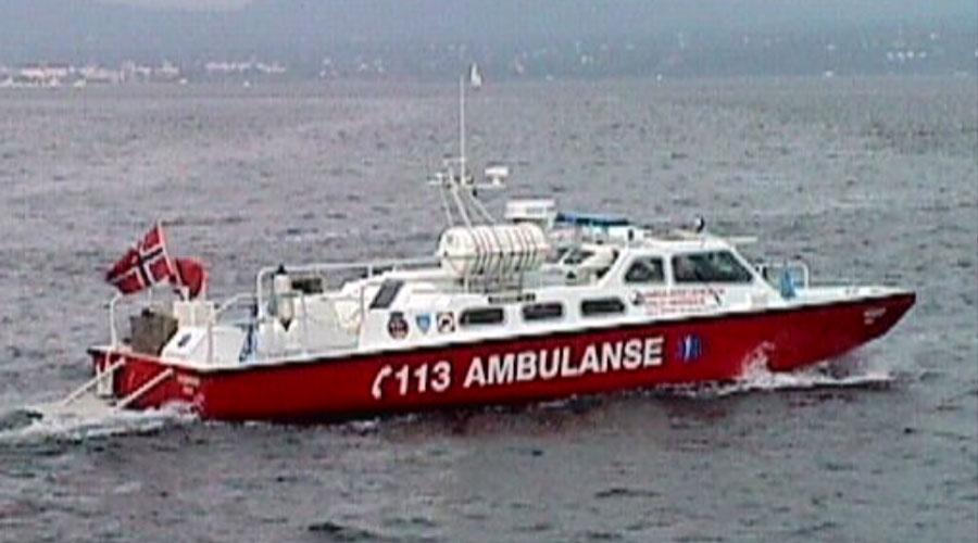 Storebro Rescue- Ambulance & Fire-Fighting, Oslo