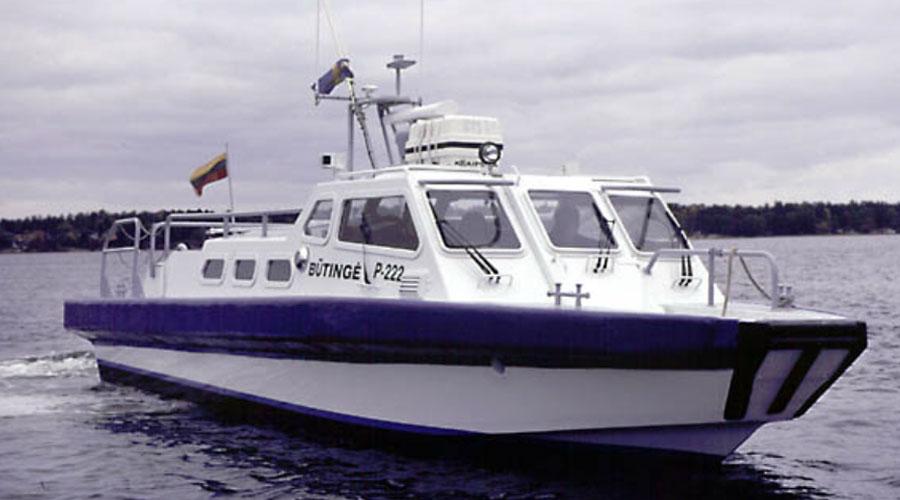 Storebro Off Shore Crew, Klaipeda