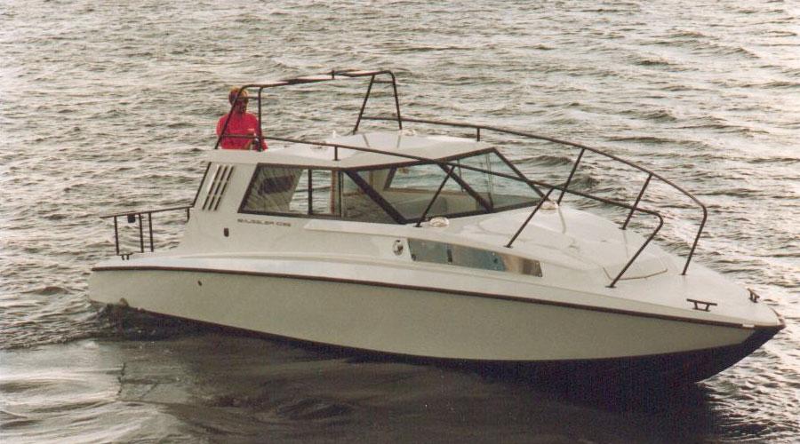 Smuggler 1035 Pleasure, Tyresö