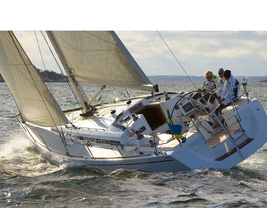 Arcona 430 European Yacht of the Year 2009
